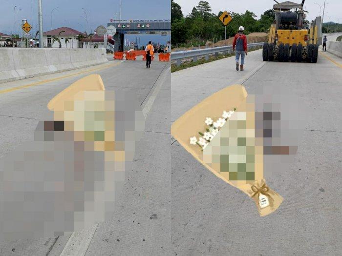 Baru Diresmikan Satu Hari oleh Jokowi, Jalur Tol Pertama di Aceh Sudah Memakan Korban