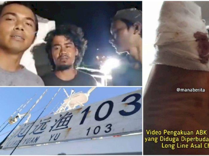 Pengakuan ABK Indonesia di Kapal China, Disiksa hingga Diperbudak, 'Kami Bisa Mati, Pak'