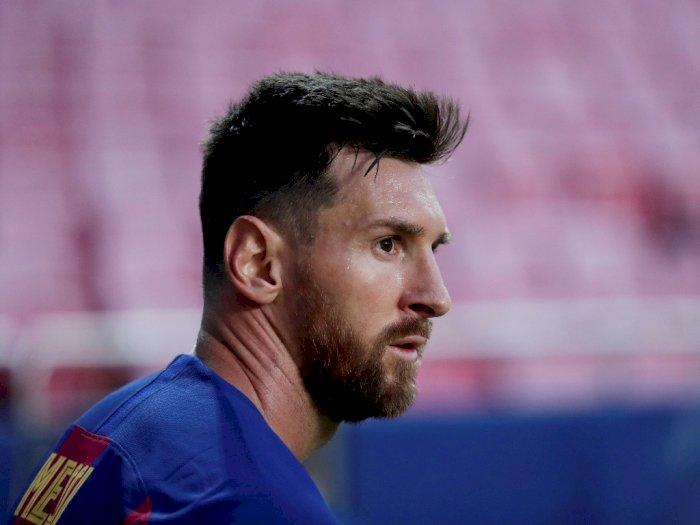 Begini Klausul Kontrak Lionel Messi dan Biaya Jika Barcelona Menjualnya