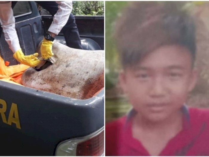 Keluarga Minta Tangkap Pembunuh Anak yang Mayatnya Ditemukan dalam Goni di Deli Serdang