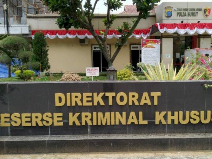 Terkait Kasus Korupsi, Seorang Kepala Desa di Madina Ditahan Polda Sumut