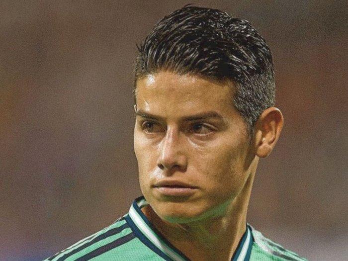 Tersisih dari Real Madrid, James Rodriguez Menuju Everton
