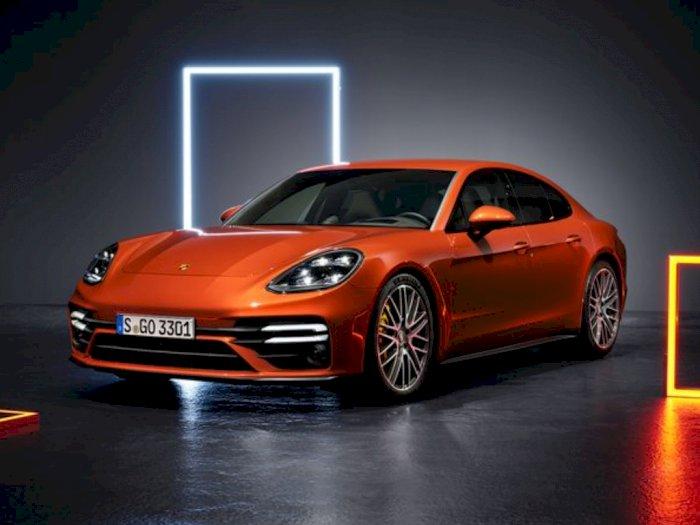 Mobil Porsche Panamera 2021 Bakal Hadirkan Tenaga Hingga 620 Horsepower!