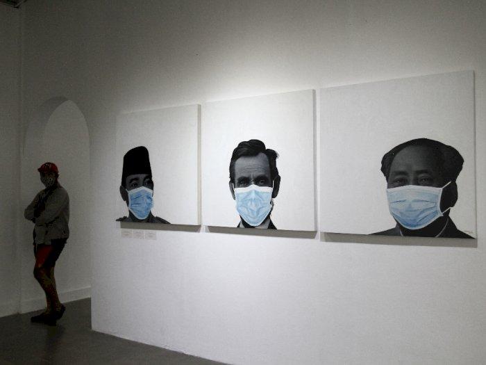 FOTO: Pameran Seni ARTJOG Resilience