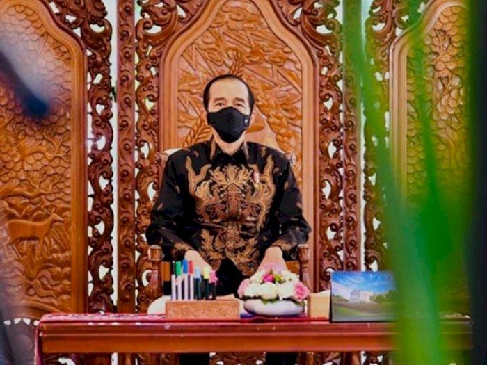Resmi, Presiden Jokowi Luncurkan Program Subsidi Gaji Rp600 Ribu Perbulan