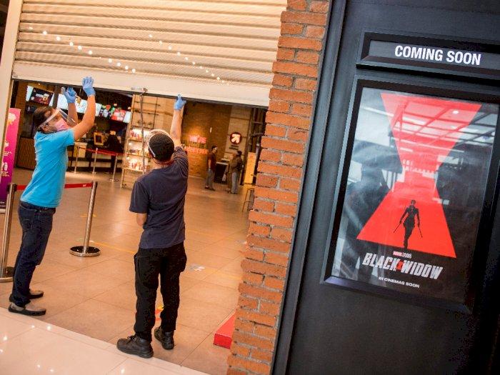 Soal Pembukaan Bioskop, Ini Kata Wakil Ketua DPRD DKI Jakarta