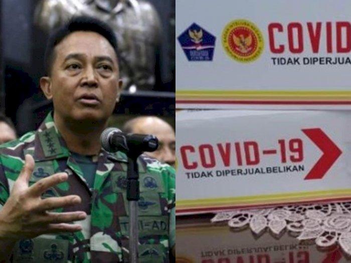 TNI AD Tunggu Hasil Review BPOM Terhadap Obat COVID-19 Cipatan Bersama BIN dan Unair