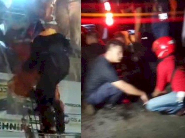 Kisah Empat Petugas Damkar yang Pingsan saat Berjibaku Memadamkan Api, Begini Akhirnya