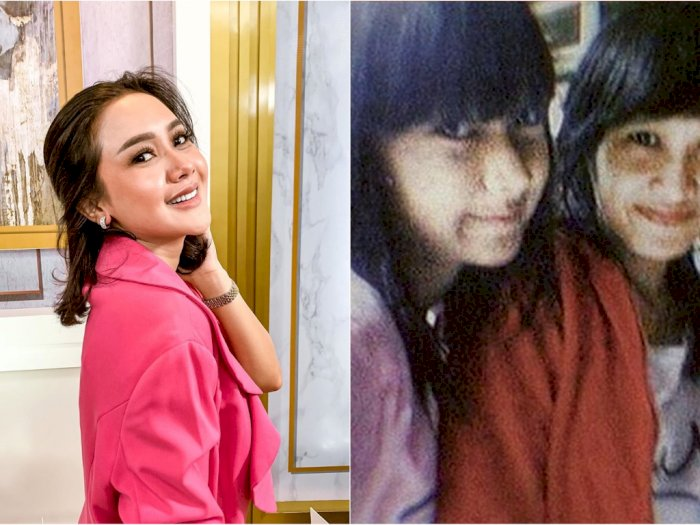 Unggah Foto Lawas, Potret Cita Citata Saat Jadi Anak Alay Bikin Netizen Pangling