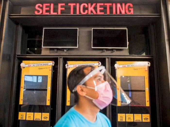 Bioskop di Jakarta Segera Dibuka, Polda Metro Tunggu Keputusan Resmi