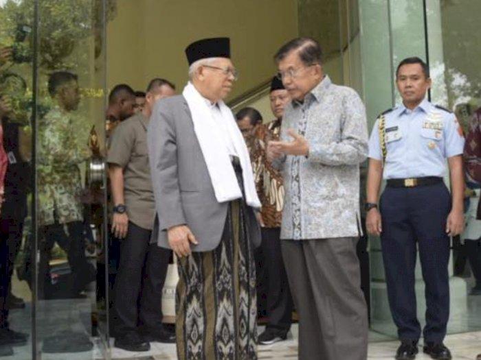 Pendukung Maruf Amin Marah Tak Dapat Posisi Jabatan, Protes 'Orangnya' JK Masih Bercokol