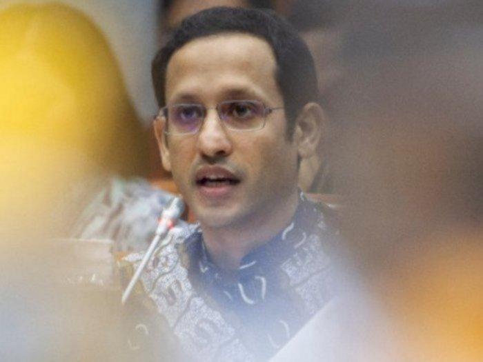 Mendikbud Nadiem Kaget Soal Isu Wajib Militer Buat Mahasiswa