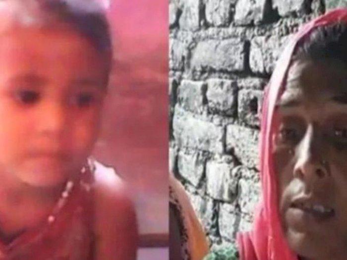 Miris, Gadis Cilik Ini Meninggal karena Kelaparan Saat Lockdown