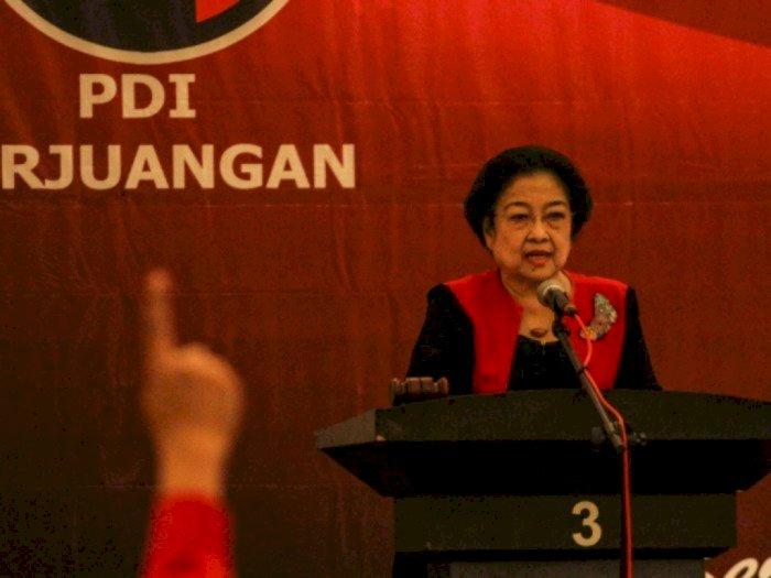 Megawati: 6 Bulan Tidak ke Luar Rumah Sejak Pandemi Covid-19