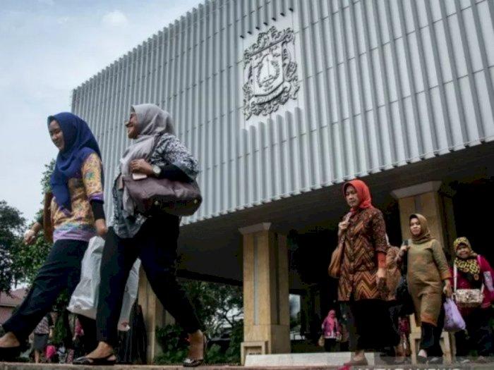 7 Pejabat Pemprov DKI Jakarta Positif Corona, Balai Kota Tidak Ditutup