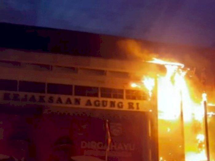 Baru Kebakaran, Kejaksaan Agung Tangkap Buronan Kasus Korupsi Dana Penanggulangan Bencana