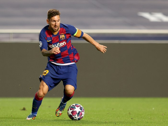 Klopp Akui Liverpool Tak Punya Peluang untuk Rekrut Messi