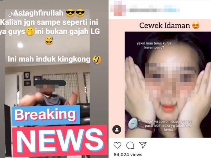Olshop Ini Lakukan Body Shaming Saat Promosi, Sebut Wanita Gemuk Induk Kingkong