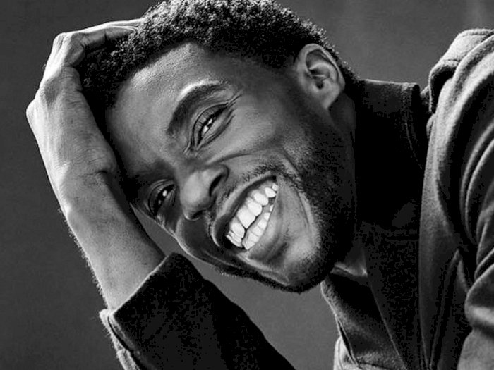 Perjalanan Karier Chadwick Boseman hingga Menjadi Black Panther