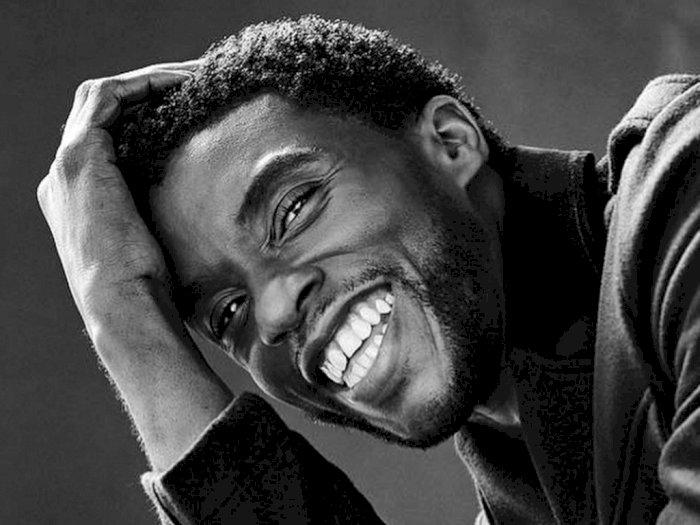 Chadwick Boseman 'Black Panther' Meninggal, Didiagnosis Kanker Usus Besar Stadium III