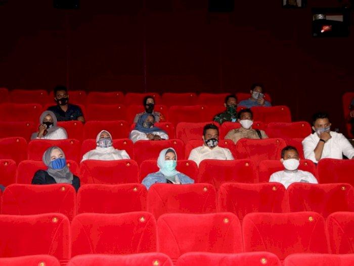 Simulasi Bioskop, Wagub DKI Jakarta Periksa Kesiapan Pengelola
