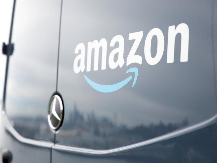 Amazon Pesan 1.800 Mobil Van Elektrik Tambahan dari Mercedes!