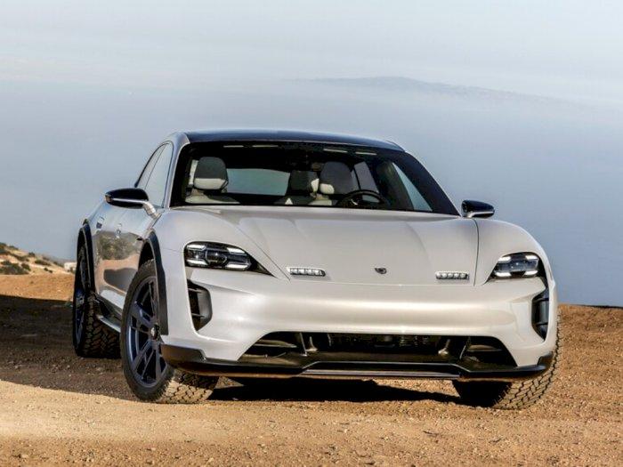 Peluncuran Mobil Porsche Taycan Cross Turismo Ditunda ke Akhir 2022!