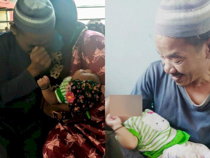 Ayah Tatap Wajah Bayinya Pertama Kali, Masuk Penjara saat Istri Hamil, Kini Dituntut Mati