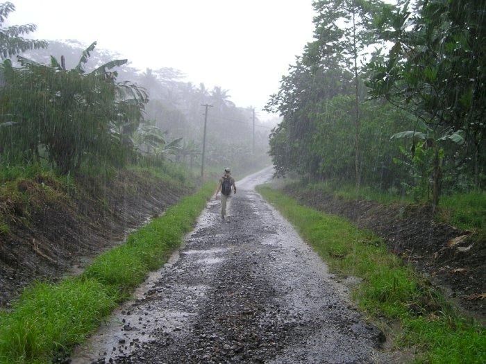 BMKG Medan: Sejumlah Wilayah di Sumut Berpotensi Hujan
