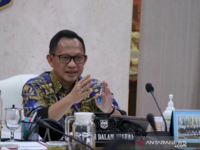 Tepis Segala Rumor, Tito Karnavian Umumkan Kembali Berdinas Jadi Menteri Mulai Besok