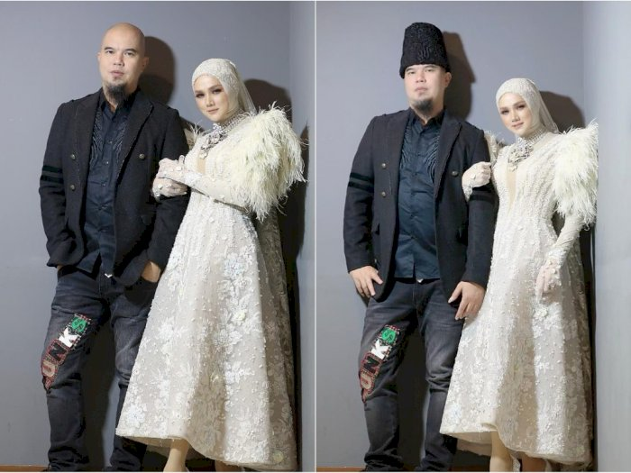 Unggah Foto Romantis Bareng Ahmad Dhani, Mulan Jameela: Suamiku Lucu dan Gemesin