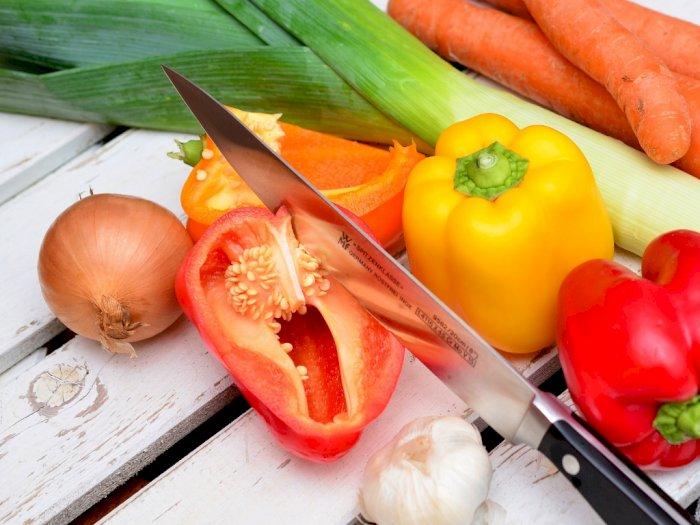 Tips Memotong Sayuran Agar Nutrisinya Tetap Terjaga