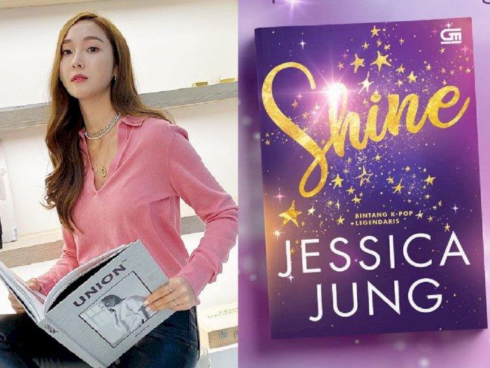Rilis Novel Perdana Jessica Jung Eks Snsd Kisahkan Sisi Lain Industri Kpop Indozone Id