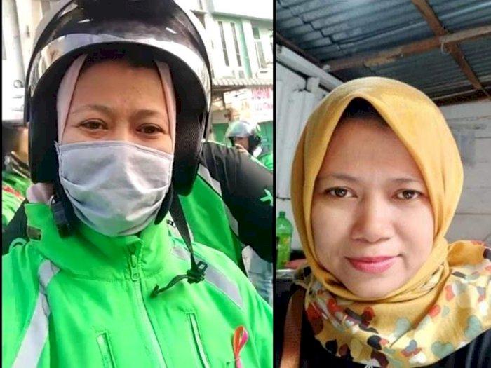 Pesan Terakhir Fitri Yanti untuk Anaknya, Driver Ojol Wanita yang Tewas Dibegal di Medan