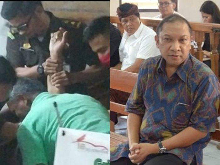 Astaga, Mantan Kepala BPN Denpasar Tewas Bunuh Diri usai Diperiksa Penyidik Kejaksaan