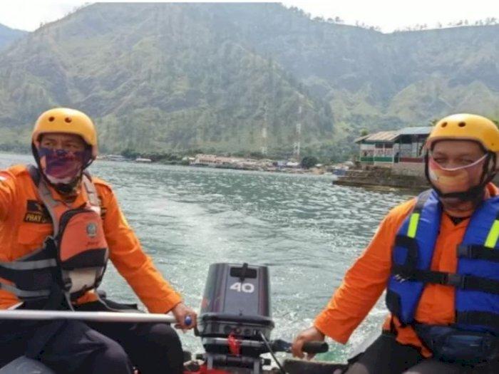 Hilang usai Lomba Berenang dengan Teman di Danau Toba, Jasad Lelaki Ini Tak Ditemukan Lagi