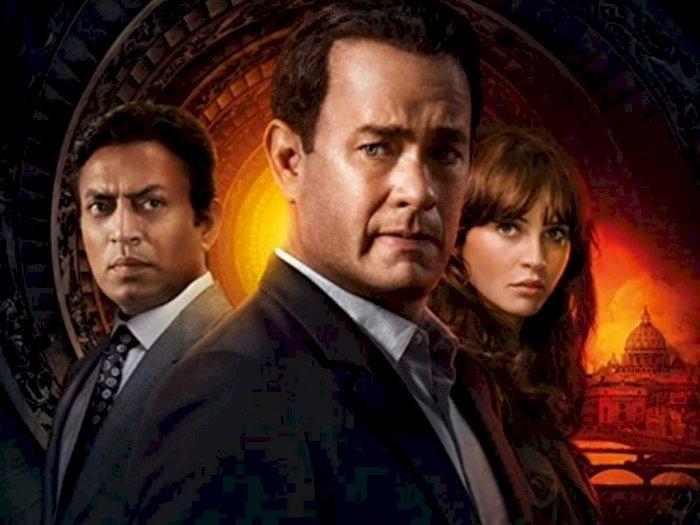 """Sinopsis """"Inferno (2016)"""" - Saat Tom Hanks Amnesia dan Harus Menyelamatkan Dunia"""