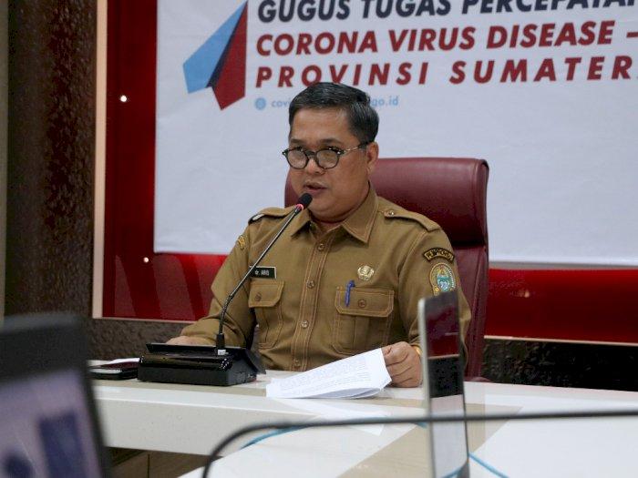 Update Kasus Covid-19 di Sumut, Jumlah Kasus Sembuh Capai 3.965