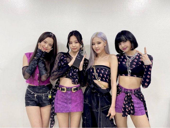 Playing With Fire, MV Kelima Blackpink yang Tembus 550 Juta Penonton