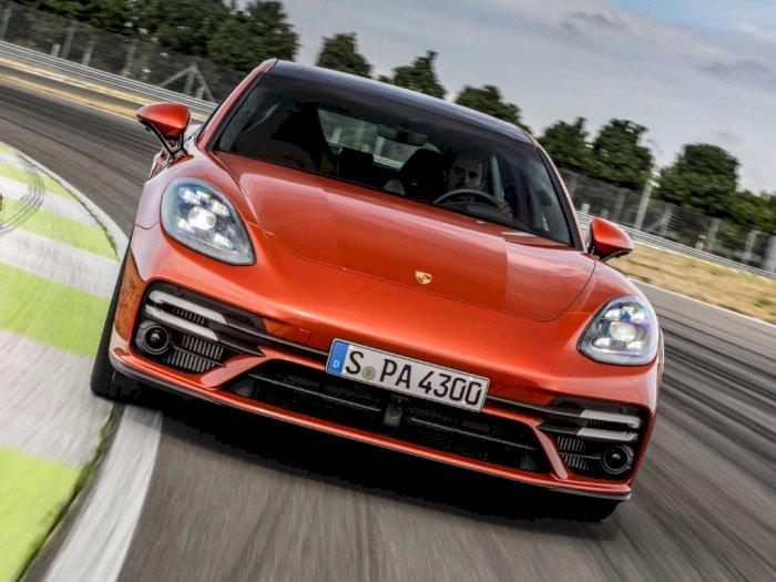 Porsche Berencana Hadirkan Mobil Hybrid Panamera dengan Performa Lebih Tinggi