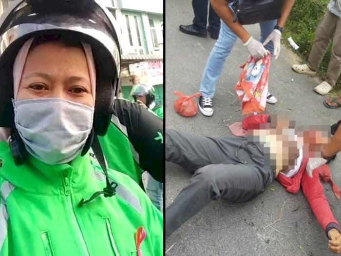 Pilu Driver Ojol Wanita Tewas Dibegal di Medan, Ternyata Wanita Single Parent 3 Anak