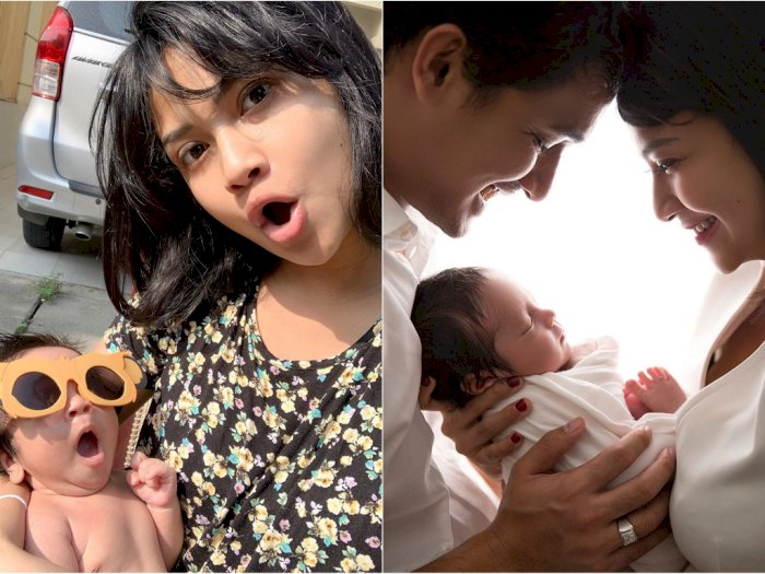 Sempat Stres karena Sidang, Vanessa Angel Kini Senang Produksi ASI untuk Anak Sudah Normal
