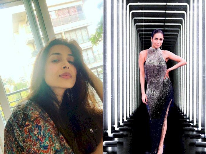 Aktris Bollywood Malaika Arora Berbagi Tips Mengobati Jerawat dengan Bahan Alami