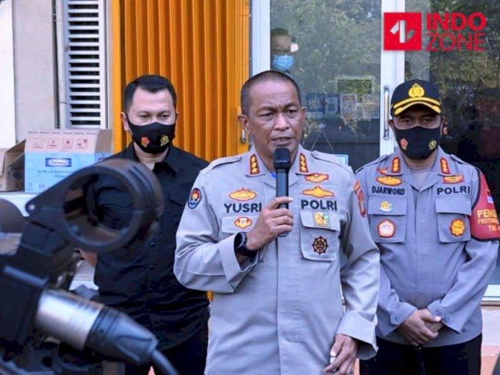 Polda Metro Panggil Pelapor Kasus Jubir HTI Ismail Yusanto