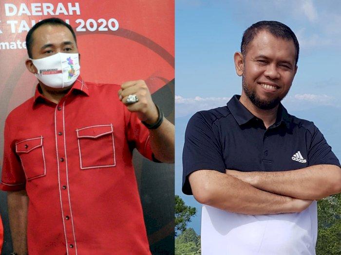 Nyalon Jadi Wakil di Pilkada Medan, Dua Anggota DPRD Ini Siap Mengundurkan Diri