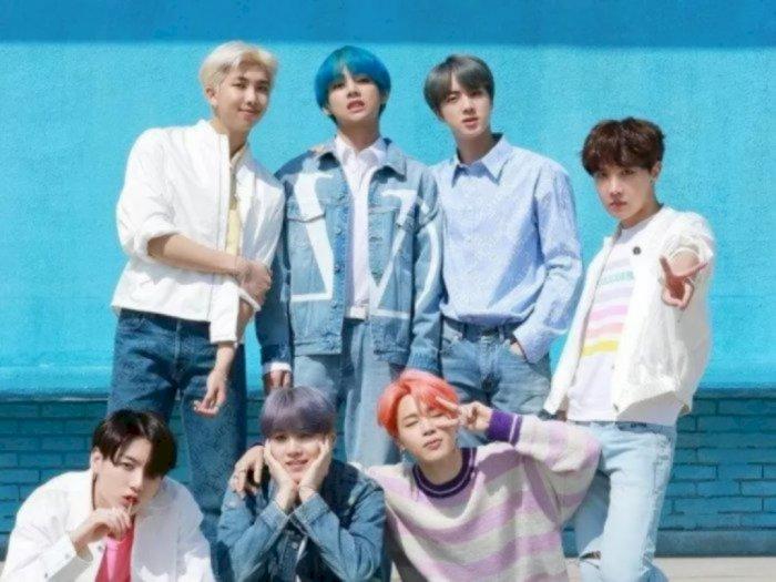 BTS Cetak Sejarah, Raih Posisi Pertama di Tangga Lagu 'Hot 100' Billboard