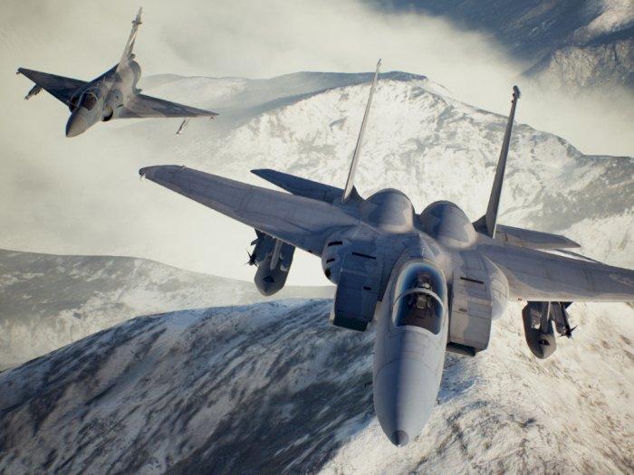 Ace Combat 7 Hadirkan Aircraft Baru dan Tingkat Kesulitan Easy di Campaign!