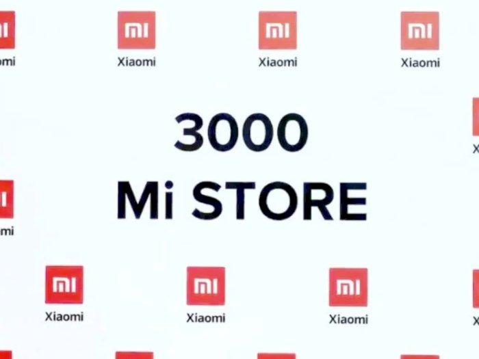 Pecahkan Rekor, Xiaomi Sudah Buka 3.000 Mi Store di Negara India!