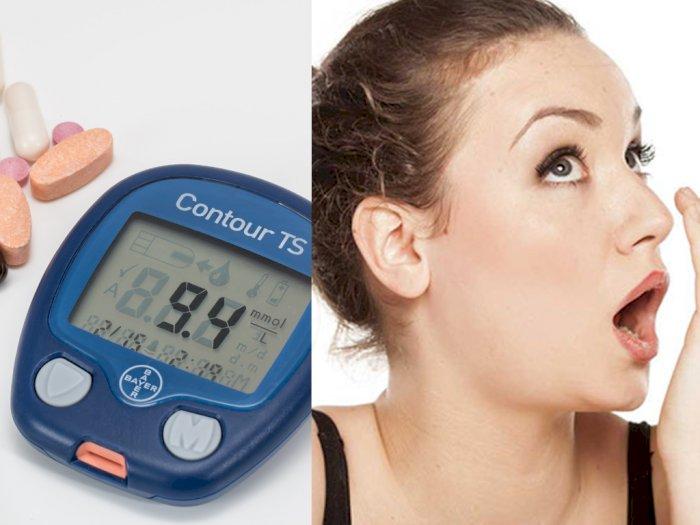 Alami Bau Mulut? Bisa Jadi Ini Tanda Kamu Terserang Penyakit Diabetes