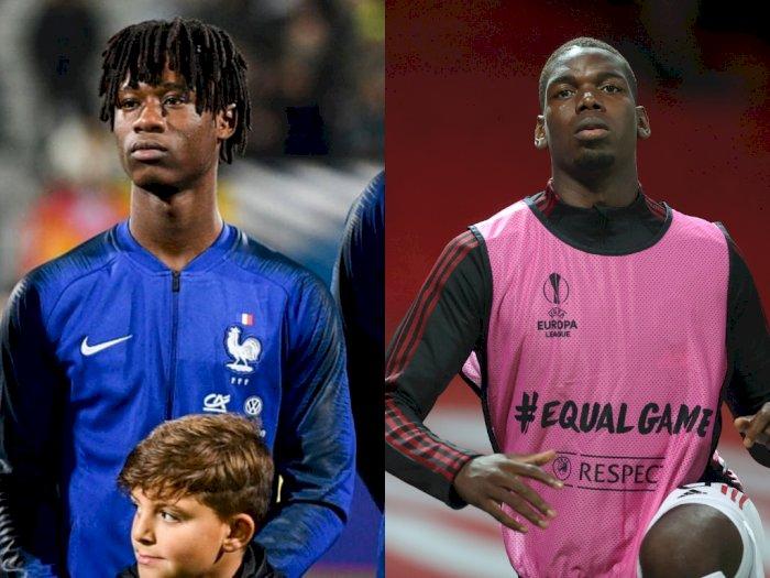 Wonderkid Prancis, Eduardo Camavinga Mengaku Terinspirasi oleh Pogba